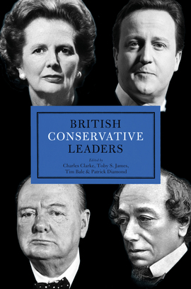 Cover british conservative leaders
