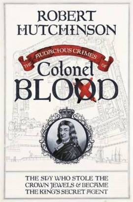 Cover the audacious crimes of colonel blood