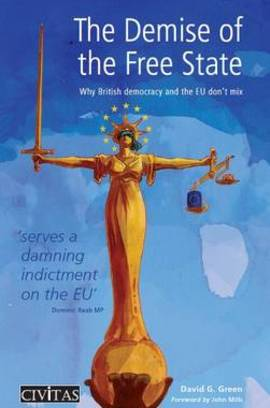 Cover the demise of the free state