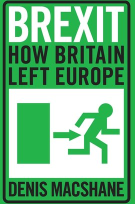Cover brexit how britain left europe