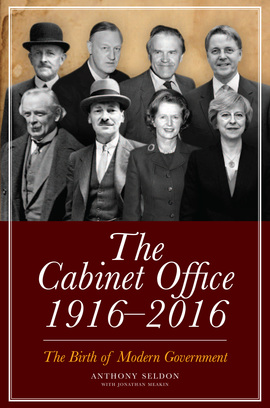 The Cabinet Office, 1916–2016