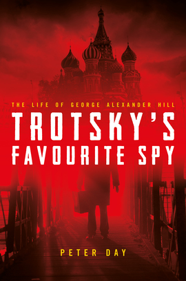 Cover trotsky s favourite spy
