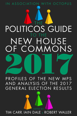 Cover politicos guide new house of commons 2017