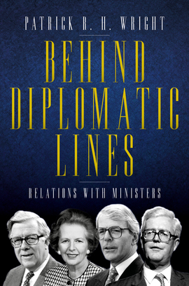 Cover behind diplomatic lines11
