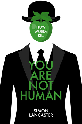 Cover you are not human