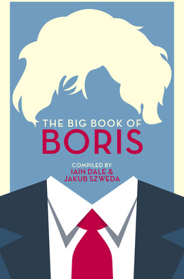 Cover the big book of boris