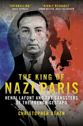 Cover the king of nazi paris pb