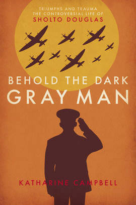 Cover behold the dark gray man