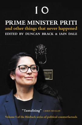Cover prime minister priti  1