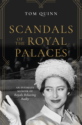 Cover scandals of the royal palaces