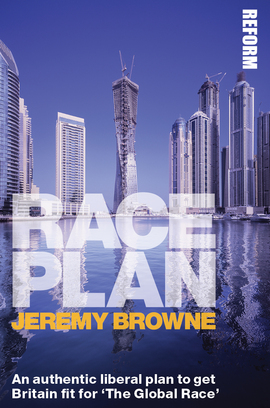 Cover reform race plan cover