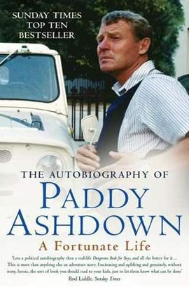 Cover a fortunate life the autobiography of paddy ashdown