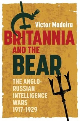 Cover britania and the bear