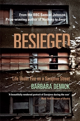 Cover besieged