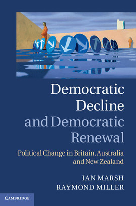 Cover democratic decline