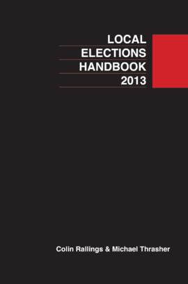 Cover elections handbook 2013