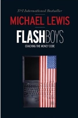 Cover flash boys
