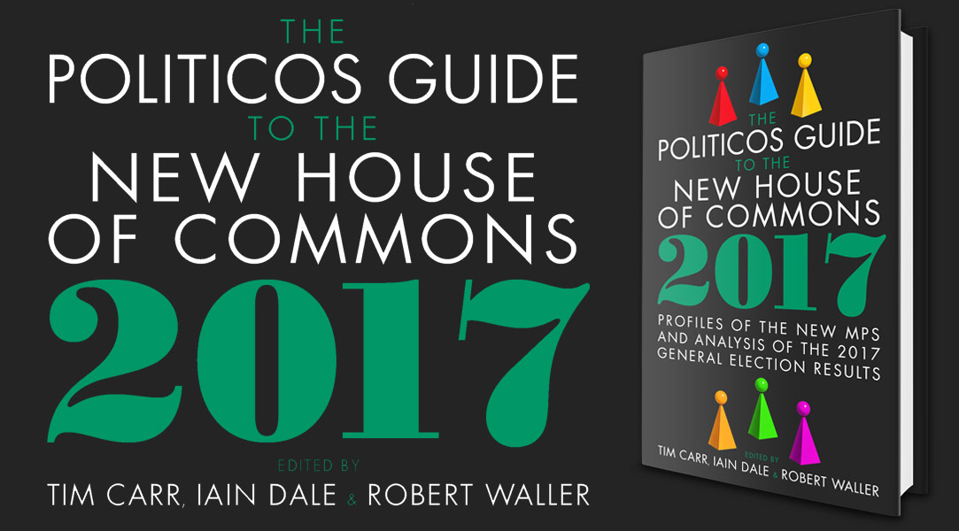 The politicos guide to the new house commons  title
