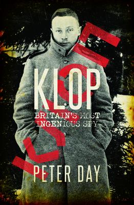 Klop Ustinov by Peter Day